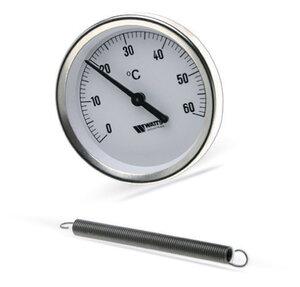 Watts термометр б/м накладной TAB63/120,120 С