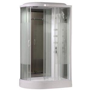 COMFORTY 213R стекло страйп, задняя зеркальная панель, 1200*850*2150