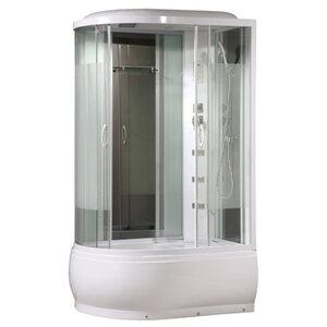 COMFORTY 214R стекло страйп, задняя зеркальная панель, 1200*850*2150