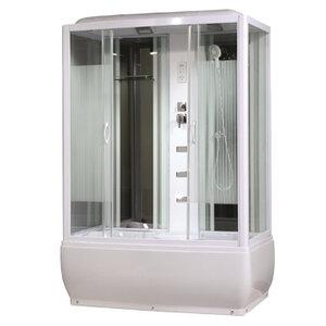 COMFORTY 216 стекло страйп, задняя зеркальная панель, 1500*850*2150