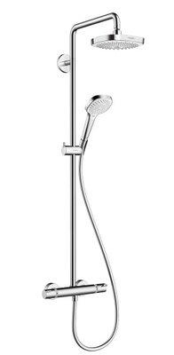 HANSGROHE Croma Select E 180 2jet Showerpipe термостат д/душа 27256400