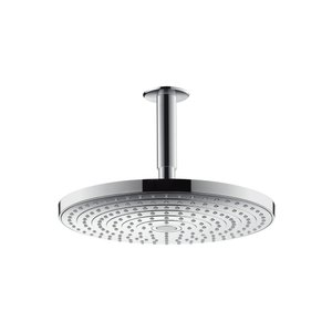 HANSGROHE Raindance Select S Верхний душ 2jet Air, 300 мм, потолочный 27337000