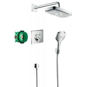 Смеситель с термостатом HANSGROHE Shower Set RD Select E 27296000 - купить в Екатеринбурге