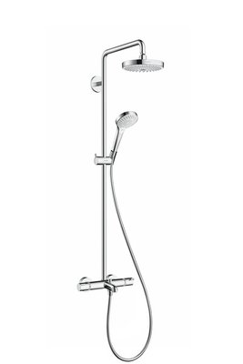 HANSGROHE Croma Select S 180 2jet 27351400