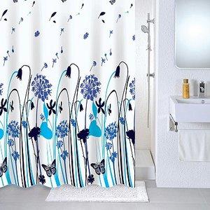 Milardo Штора для ванной комнаты Summer midday 535V180M11