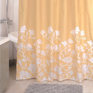 Milardo Штора для ванной комнаты  Beige Silhouette 940P180M11