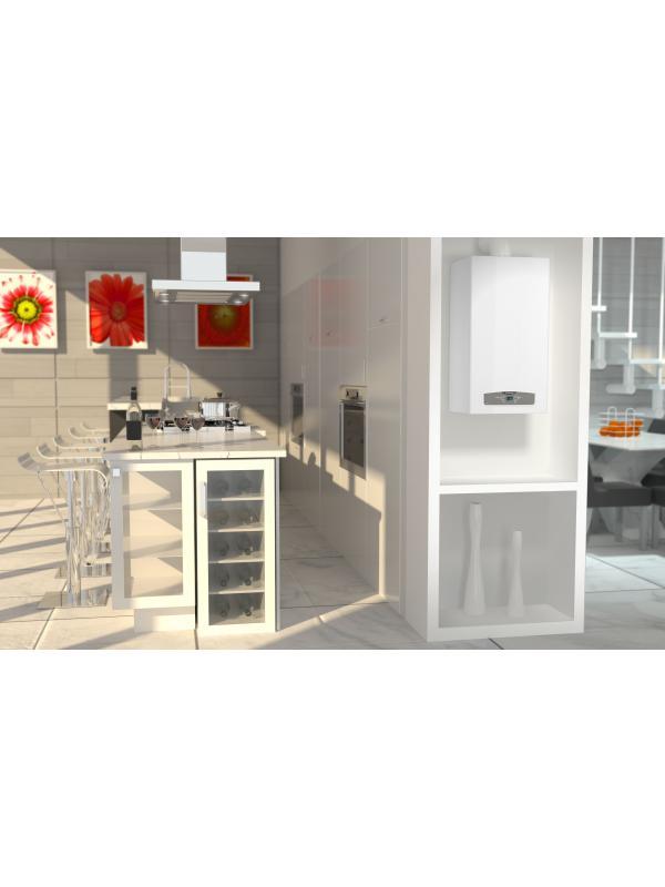Газовый котел ARISTON CARES X 15 FF NG - купить в Перми