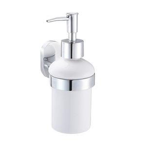 Iddis Дозатор для жидкого мыла, керамика MRPSBC0i46