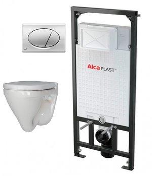 AlcaPlast 3 в 1 (A101/1200+M071)  Аттика Люкс
