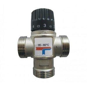 STOUT Термостатический смесительный клапан для сиcтем отопления и ГВС 1