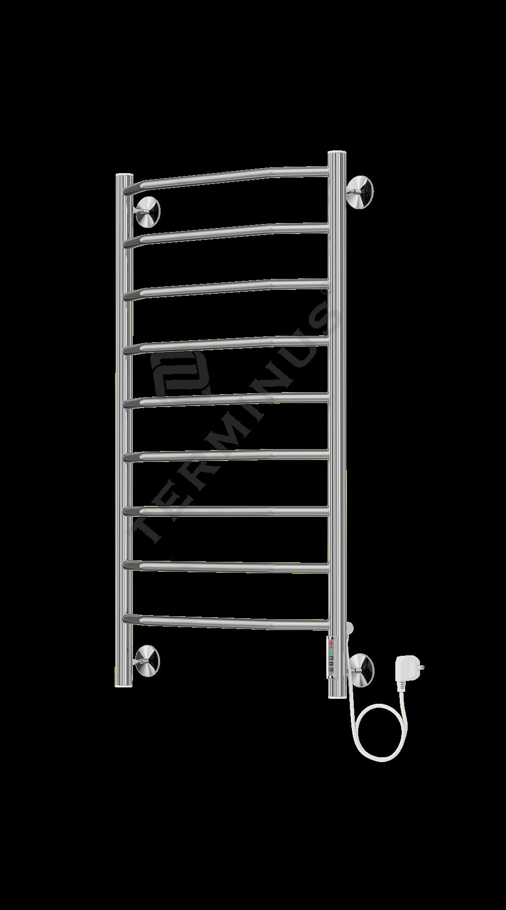 Полотенцесушитель электрический TERMINUS Виктория П9 500х950 (скрытая проводка) - купить в Тюмени