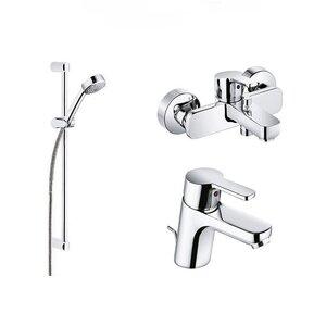 KLUDI набор LOGO NEO 3 в1 для ванны 376840575
