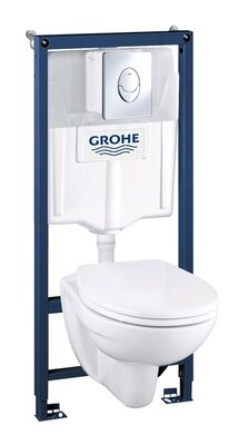 GROHE Solido Perfect 4 в 1