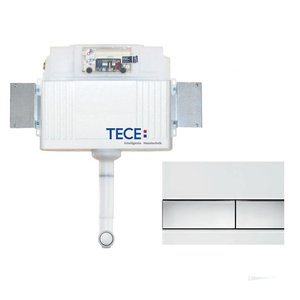 TECE square Комплект с бачком для установки приставного унитаза К041802 - купить в Екатеринбурге