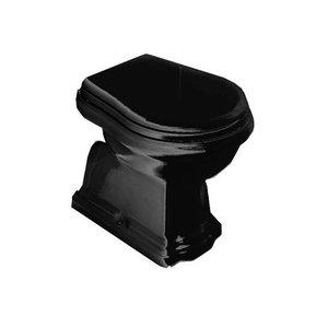 Kerasan 101104 Retro горизонтальный выпуск, цвет черный