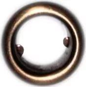 Kerasan 811112  Кольцо для биде, диаметр 14, цвет бронза