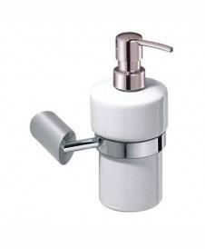 Milardo Дозатор для жидкого мыла Baffin BA091MI