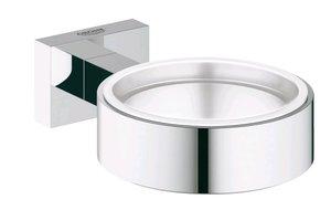 GROHE Держатель для стакана или мыльницы Essentials Cube 40508000