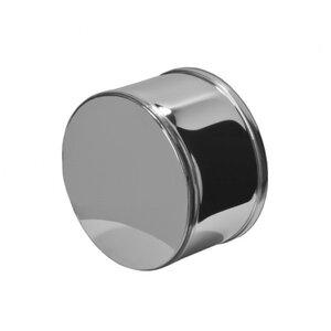 Ferrum Заглушка П внутренняя нержавеющая (430/0,5 мм) ф150