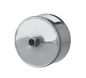 Ferrum Заглушка П внутренняя нержавеющая (430/0,5 мм) ф280 с конденсатоотводом