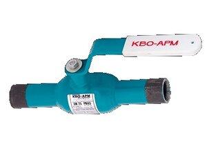 Кво-Арм Кран шаровый стальной под приварку Ду015 Pу40