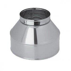 Ferrum Конус нержавеющий (430/0,5 мм) ф120/200 по воде