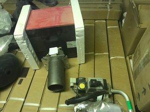 Горелка  (газовая) FBR Gamma GAS X2 CE TL+R CE D3/4-FS25 (40-93кВт)