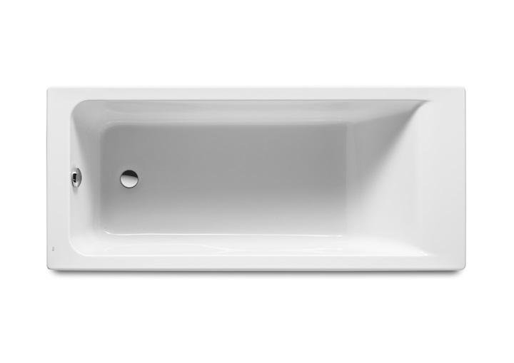 Ванна акриловая ROCA Easy 170*75*45 без гидромассажа - купить в Екатеринбурге