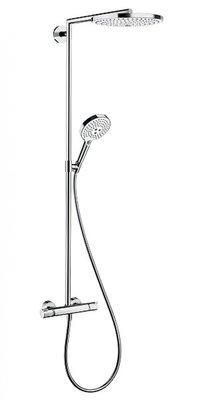 Смеситель для душа HANSGROHE Raindance Select Showerpipe S300 2 jet 27133400 - купить в Екатеринбурге