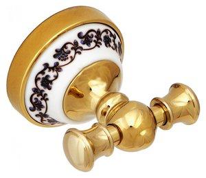 FIXSEN BOGEMA-GOLD Крючок двойной FX-78505АG - купить в Екатеринбурге