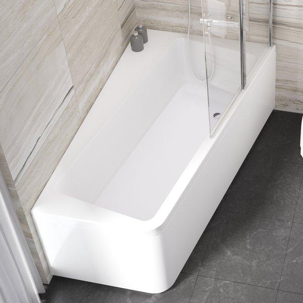 Ванна акриловая Ravak 10° 170х100 L - купить в Екатеринбурге