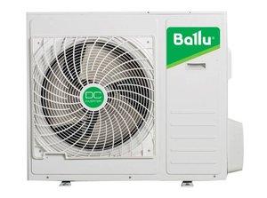 BALLU Блок наружный BSPI/out-18HN1/WT/EU сплит-системы, инверторного тип