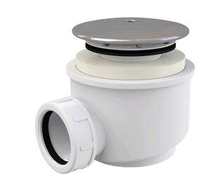 ALCA PLAST Выпускной комплект для душевого поддона D=60 мм A47CR