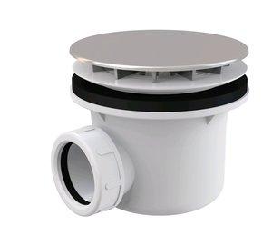 ALCA PLAST Выпускной комплект для душевого поддона D=90 мм A49CR
