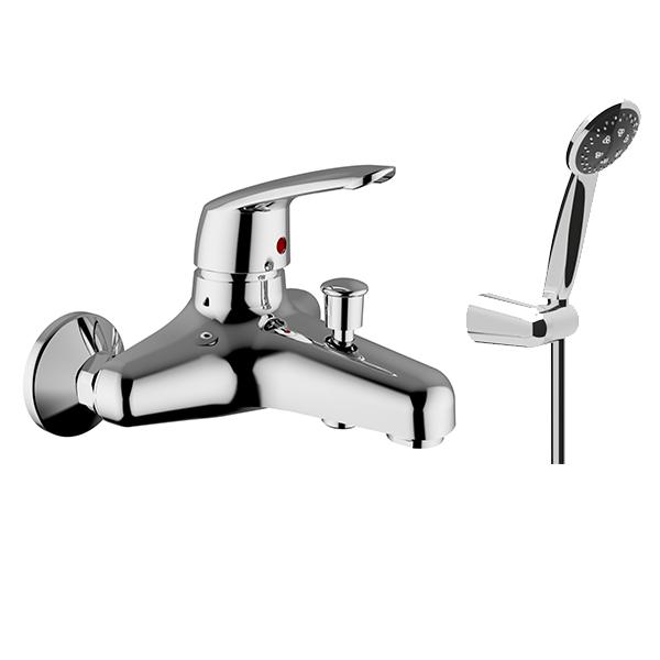 Смеситель для ванны Zipponi OMEGA OM150CR-001 - купить в Челябинске