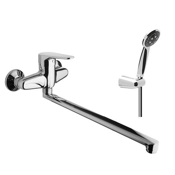 Смеситель для ванны Zipponi ZEN ZN550CR-001 - купить в Перми