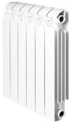 Global VOX- R 500 8 секций радиатор алюминиевый УЦЕНКА -  скол крайней секции