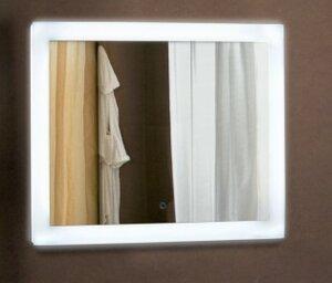 Зеркало для ванной Agava Relax LED 800x600 , с сенсором - купить в Екатеринбурге