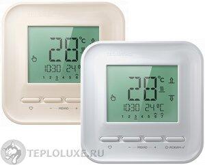 Теплолюкс Терморегулятор 515 белый
