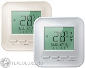 Теплолюкс Терморегулятор 520 белый