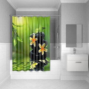 IDDIS Штора для ванной комнаты Spa Therapy 680P18Ri11 - купить в Перми