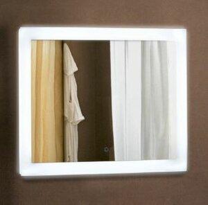 Зеркало для ванной AGAVA Relax LED 800x600 с сенсором и подогревом  ЗЛП122 - купить в Екатеринбурге