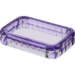 FIXSEN GLADY Мыльница фиолетовый термопластик FX-11-79 - купить в Екатеринбурге