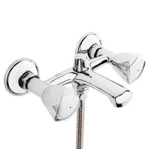 Смеситель для ванны Milardo с коротким изливом Sardinia SARSBC0M02 - купить в Екатеринбурге