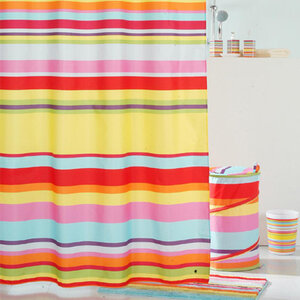 IDDIS Summer Stripes Штора для ванной комнаты 290P24RI11