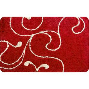 IDDIS Flower Lace, red Коврик для ванной комнаты 411M690I12 - купить в Екатеринбурге