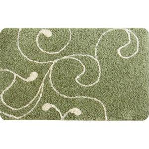 IDDIS Flower Lace, green Коврик для ванной комнаты 412M690I12