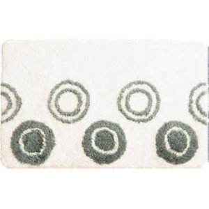 IDDIS Chequers, white Коврик для ванной комнаты 432A580I12