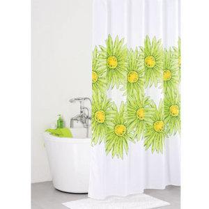 IDDIS Green Blossom Штора для ванной комнаты SCID093P