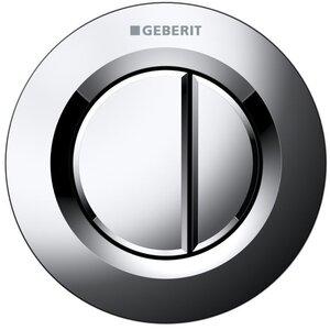 Geberit 116.042.21.1 Пневмоклавиша двойного смыва  для скрытого монтажа